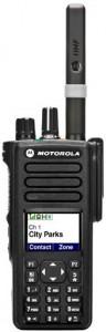 Motorola DP4800e width=